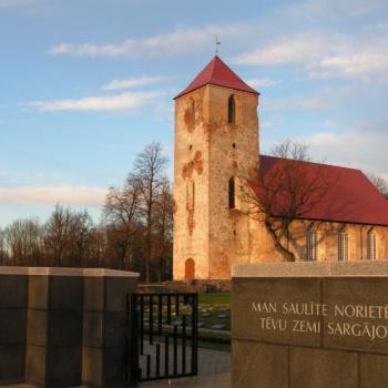 Lestenes luterāņu baznīcas