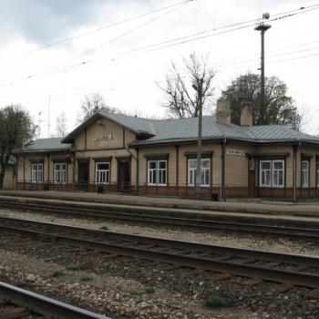 Dzelzceļa stacija Tukums II