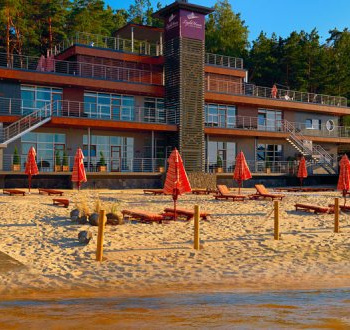 Hotel LightHouse Jurmala