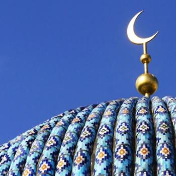 Islāms - ticība Vienam Dievam.