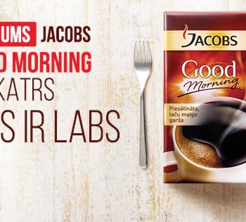 Jacobs Krönung Latvija