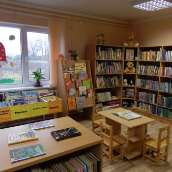 Saunas pagasta bibliotēka
