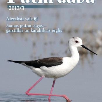 Žurnāls Putni dabā