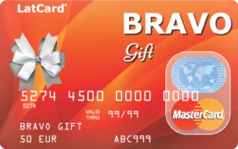 BRAVO Cards